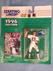 Dave Brown New York Giants 1996 Starting Lineup Collector Card and Figure NIB