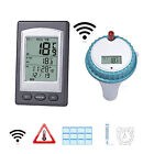 Wireless Remote Floating Thermometer Swimming Pool Waterproof Hot Tub Pond Spa
