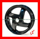 Wheel Rear Wheel 4 Races Malaguti F15 Fire Fox 50 Black Disc 11004903