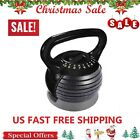 Kettlebell Weight Lifting Equipment Adjustable for Your Own Personal Workouts US
