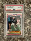 1984 Topps USFL Football Cards 12