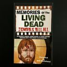 Memories Of The Living Dead Robert V Michelucci 2013 SIGNED Horror
