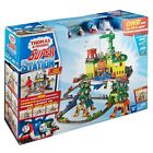 Thomas & Friends Super Station Train Track Fisher-Price Kids Play Toy Gift Set