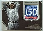 Christy Mathewson Cards and Autograph Guide 14