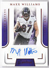 2016 Panini Prime Signatures Football Cards - Short Print Info Added 2
