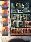 1983 TOPPS RETURN OF THE JEDI SERIES 2 SET WITH 20 DIF STICKERS