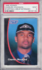 CHARLES WOODSON 1998 KENNER STARTING LINEUP EXTENDED RC ROOKIE PSA 9