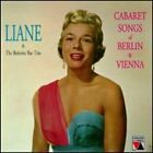 Caberet Songs of Berlin and Vienna by Liane & the Boheme Bar Trio: Used