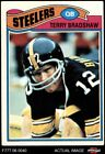 Top 10 Terry Bradshaw Football Cards 23