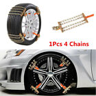 205 225mm Wheel Tire Snow Anti skid Chains for Car Truck SUV Emergency Winter