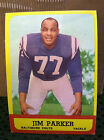 1963 Topps Football Cards 15