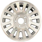 OEM Recon 16X7 Alloy Wheel Sparkle Silver Painted With Machined Face 560 3630