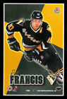 Ron Francis Cards, Rookie Card and Autographed Memorabilia Guide 17