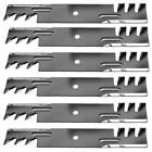6 12733 Blades Fits Hustler 54 Cut Mowers Compatible With 797704 797712