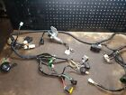 Moped Dirt Bike Mini Bike or Quad Engine Wiring Harness with Ignition 150cc