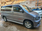 Mazda Bongo Campervan 4 berth 7 seat one of the last made absolutely stunning
