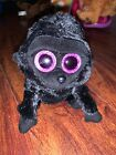 TY BEANIE BABY Boo Collection black purple GEORGE THE GORILLA 6