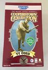 Starting Lineup SLU Cooperstown Collection Ty Cobb 12 inch Posable Figure