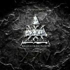 AXXIS-KINGDOM OF THE NIGHT II (BLACK EDITION) CD NEW