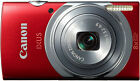 Canon Ixus 150 Digital Camera 28mm Wide Angle Lens 16x Zoom16MP Red - New