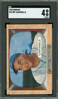 Roy Campanella Cards and Autographed Memorabilia Guide 17