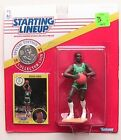 1991 ROOKIE STARTING LINEUP - SLU - NBA - REGGIE LEWIS - BOSTON CELTICS