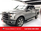 2016 Ford F-150 Lariat Texas Direct Auto 2016 Lariat Used Turbo 3.5L V6 24V Automatic RWD Pickup Truck