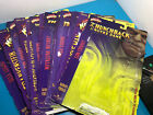 Sideshow Universal Monsters figure HUGE COLLECTION BACKING CARDS X14 WOLFMAN ETC