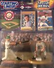 1999 Starting Lineup Nomar Garciaparra From Minors to the Majors