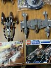 LEGO Star Wars Set General Grevous Cruiser And Pirate (Hondo) Tank