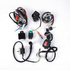 50cc 125cc ATV Motorcycle CDI Stator 6 Coil Pole Ignition Wiring Harness Parts