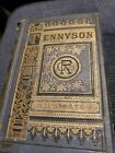 Alfred Tennyson Complete Poetical Works Illustrated George Routledge