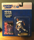 1996 Dave Justice Atlanta Braves Starting Lineup