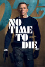 James Bond No Time To Die Armed Poster Official Licensed 24x36