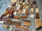 Large flat rate box of exotic wood and burl cutoffs and scraps no reserve 2