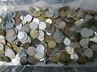 5 Pound Lot of Mixed Foreign International Coins 5lb Bag