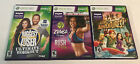 The Biggest Loser Ultimate Workout  ZUMBA Fitness RUSH Xbox 360 Kinect Bundle