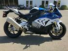 2016 BMW S1000RR  2016 BMW S1000RR  6000 Miles LUPIN WHITE/LUPIN BLUE/RA