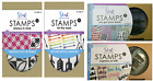 Your Pick of Stash Stamps Sets Foam mounted on Plastic FREE SHIP
