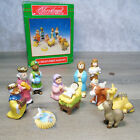 NEW House of Lloyd CHILDS 1st NATIVITY SET 13 PC Christmas Holy Family PVC Toys