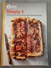 Weight Watchers Healthy Kitchen Simply 5 recipe book