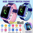 Kids Children Waterproof GPS TRACKER SMART WATCH Anti lost SOS Call iOS Android