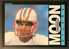 Warren Moon Cards, Rookie Cards and Autographed Memorabilia Guide 7