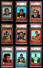 1971 Topps Football Cards 3