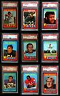 1971 Topps Football Cards 5