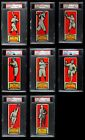 1951 Topps Connie Mack's All-Stars Baseball Cards 13