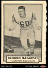 Bronko Nagurski Cards, Rookie Card and Autographed Memorabilia Guide 14