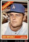 Top 10 Don Drysdale Baseball Cards 12