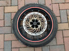 GILERA SC125 2008 YAMAHA ENGINE FRONT WHEEL