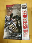 Transformers Premier Last Knight Barricade Deluxe Class NEW FREE SHIP